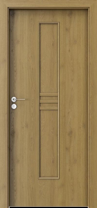 Drzwi wewnętrzne Porta STYL 1 z panelem