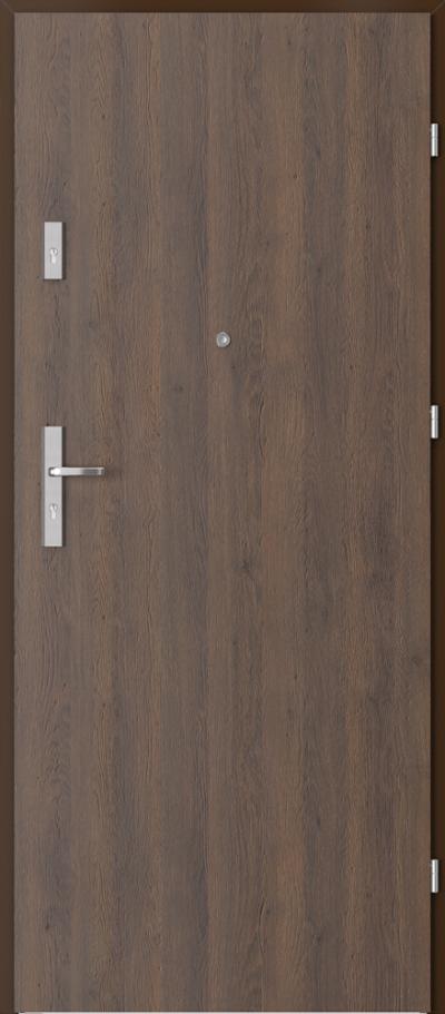 Podobne produkty                                  Drzwi wewnętrzne                                  AGAT Plus pełne - pionowy układ okleiny