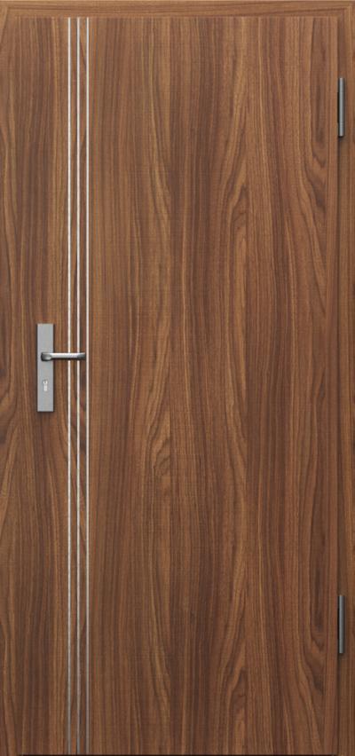 Podobne produkty                                  Drzwi wejściowe do mieszkania                                  INNOVO 42dB Intarsje 3