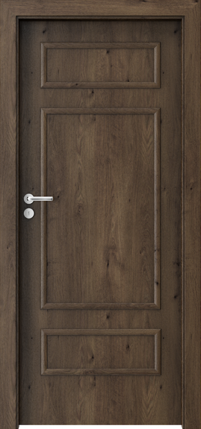 Interior doors Porta GRANDDECO 1.1 Portaperfect 3D veneer **** South Oak