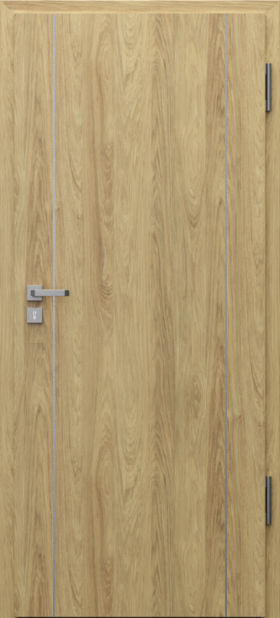 Podobne produkty                                  Drzwi wejściowe do mieszkania                                  Porta SILENCE 37 dB intarsje 1