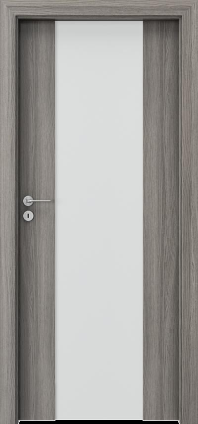 Drzwi wewnętrzne Porta FOCUS 4.B Okleina CPL HQ 0,2 ***** Dąb Milano 4