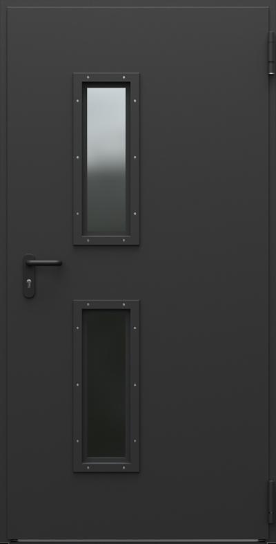 Podobne produkty                                  Drzwi techniczne                                  Steel EI 60 model 1