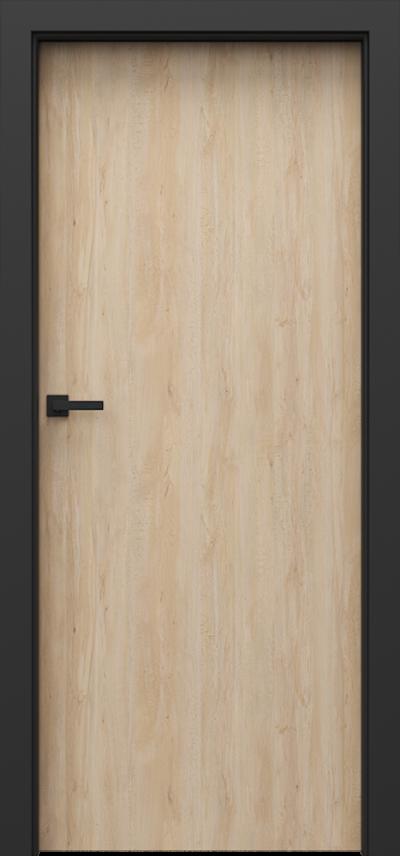 Drzwi wewnętrzne Porta LOFT 1.1 Okleina Portaperfect 3D **** Buk Skandynawski