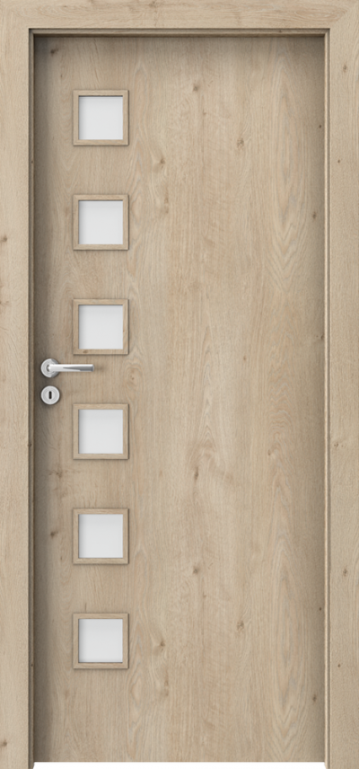 Interior doors Porta FIT A.6 Portaperfect 3D veneer **** Classic Oak