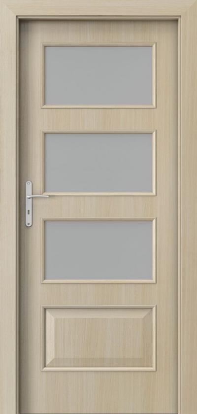 Drzwi wewnętrzne Porta NOVA 5.4 Okleina Portaperfect 3D **** Dąb Malibu
