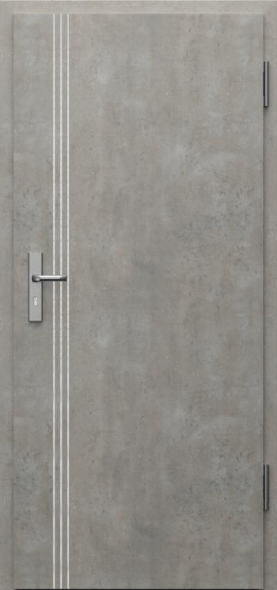 Podobne produkty                                  Drzwi techniczne                                  INNOVO 42dB Intarsje 3