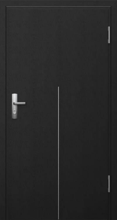 Podobne produkty                                  Drzwi wejściowe do mieszkania                                  Przeciwpożarowe EI 30 intarsje 9