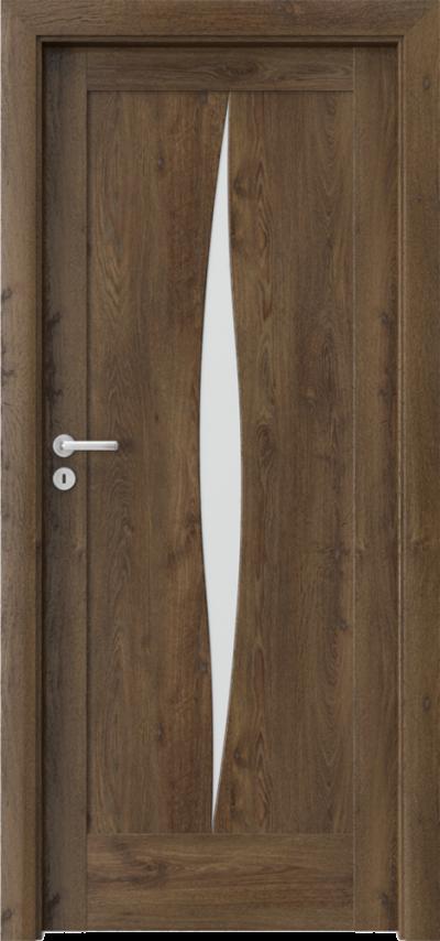 Drzwi wewnętrzne Porta VERTE HOME, E-F E.5 Okleina Portaperfect 3D **** Dąb Południowy