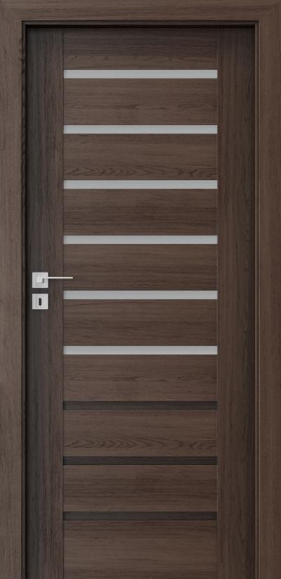 Внутренние двери Porta KONCEPT A6