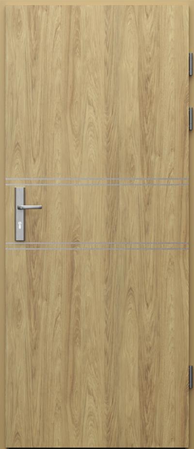 Podobne produkty                                  Drzwi techniczne                                  Akustyczne 32dB z ośc. metal + intarsje 4 CPL HQ