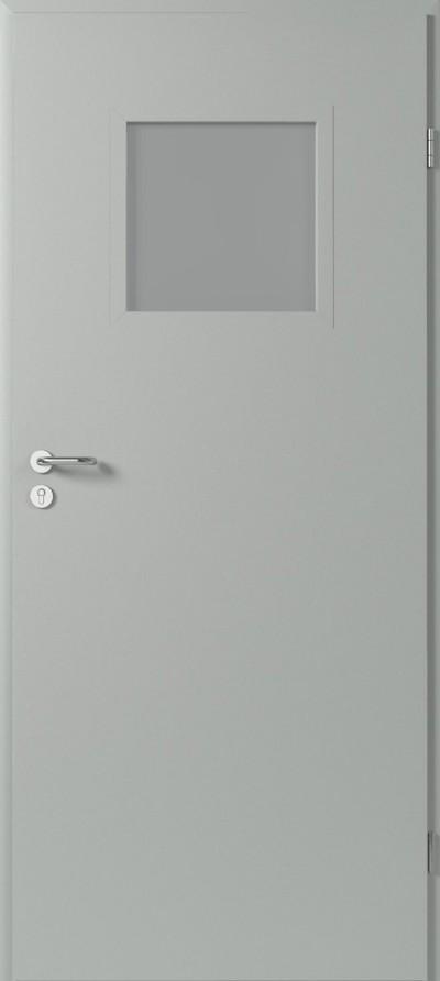 Drzwi techniczne Metalowe 2