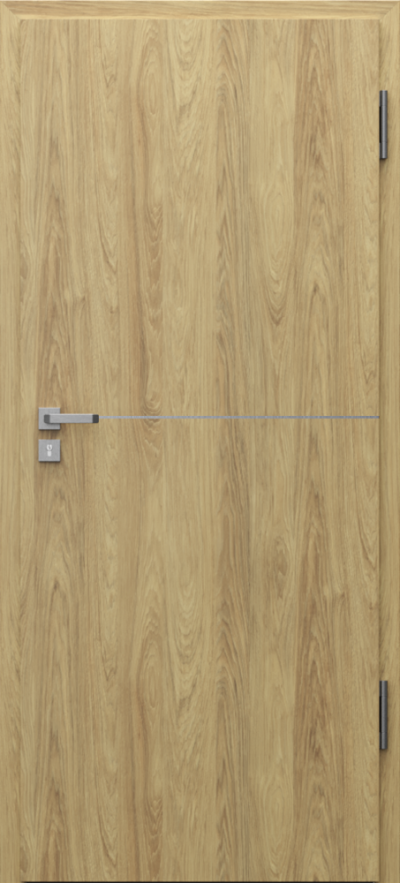 Drzwi techniczne Porta SILENCE 37 dB intarsje 7