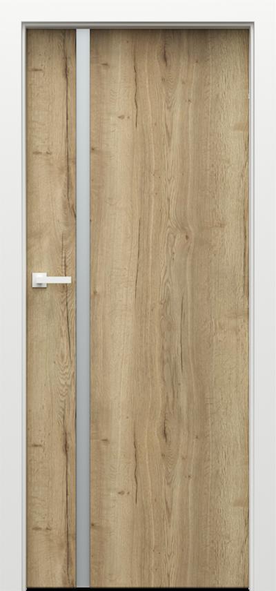 Drzwi wewnętrzne Porta LOFT WHITE 4.A