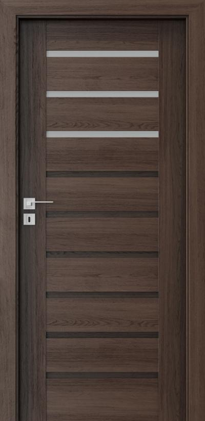 Внутренние двери Porta KONCEPT A3