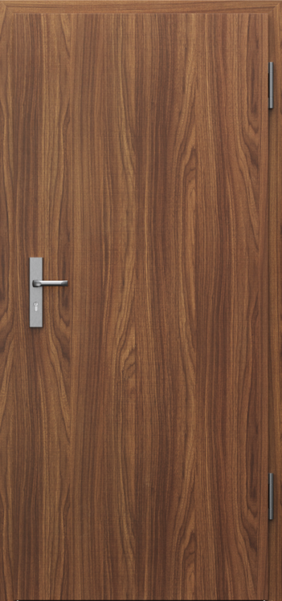 Technical doors INNOVO 37 dB  CPL HQ 0.2 veneer ***** Walnut Modena 1
