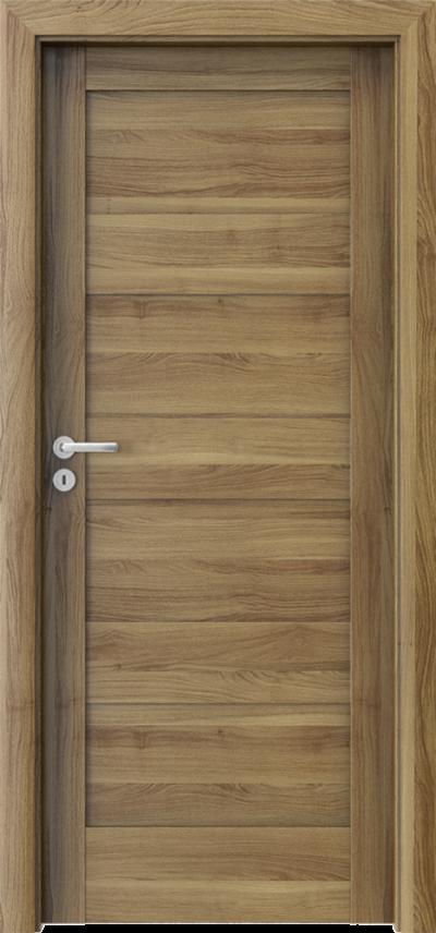 Drzwi wewnętrzne Porta VERTE HOME, L L.0 Okleina Portasynchro 3D *** Akacja Miodowa