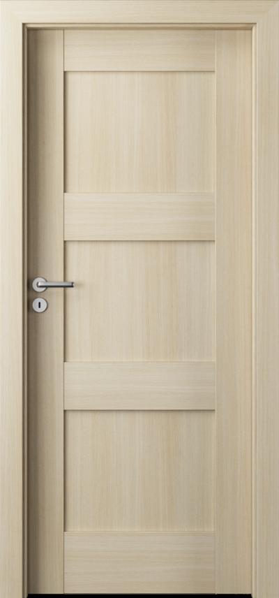 Drzwi wewnętrzne Porta VERTE PREMIUM, B B.0 Okleina Portaperfect 3D **** Dąb Malibu