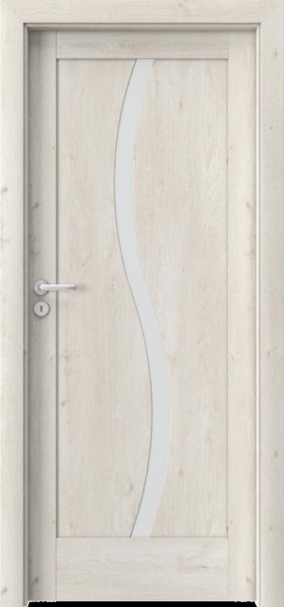 Drzwi wewnętrzne Porta VERTE HOME, E-F E.1 Okleina Portaperfect 3D **** Dąb Skandynawski