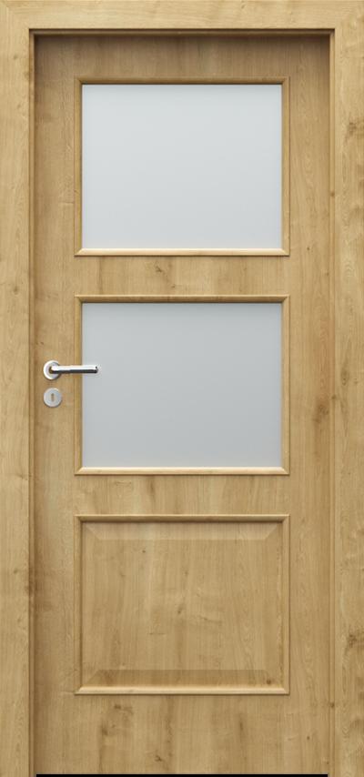 Drzwi wewnętrzne Porta NOVA 4.3 Portalamino**** Dąb Angielski Hamilton