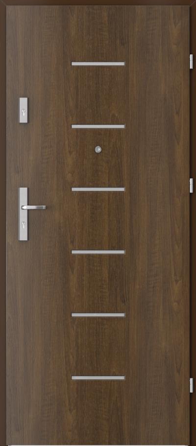 Drzwi wejściowe do mieszkania OPAL Plus OFFICE model 8