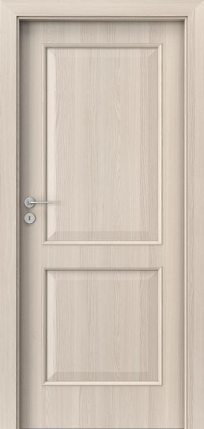 Drzwi wewnętrzne Porta NOVA 3.1 Okleina Portadecor *** Orzech Bielony
