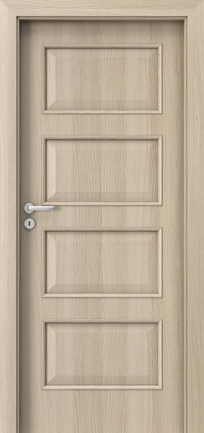 Drzwi wewnętrzne Porta CPL 5.1 Okleina CPL HQ 0,2 ***** Dąb Milano 1
