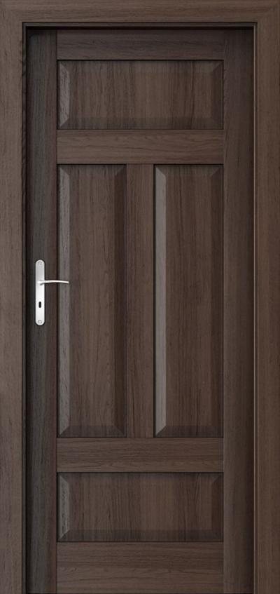 Drzwi wewnętrzne Porta HARMONY B.0 Okleina Portaperfect 3D **** Dąb Hawana