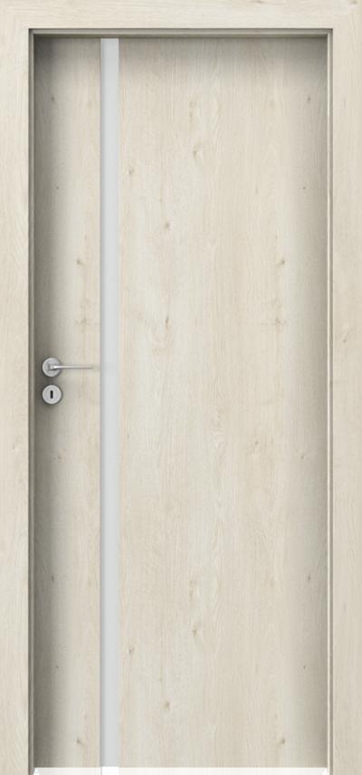 Drzwi wewnętrzne Porta FOCUS 4.A Okleina Portaperfect 3D **** Dąb Skandynawski