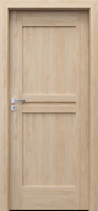 Drzwi wewnętrzne Porta KONCEPT B.1 Okleina Portaperfect 3D **** Buk Skandynawski
