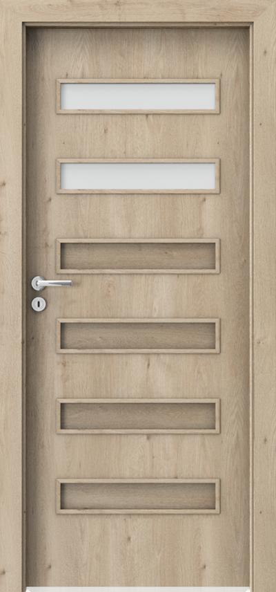 Interiérové dveře Porta FIT F2