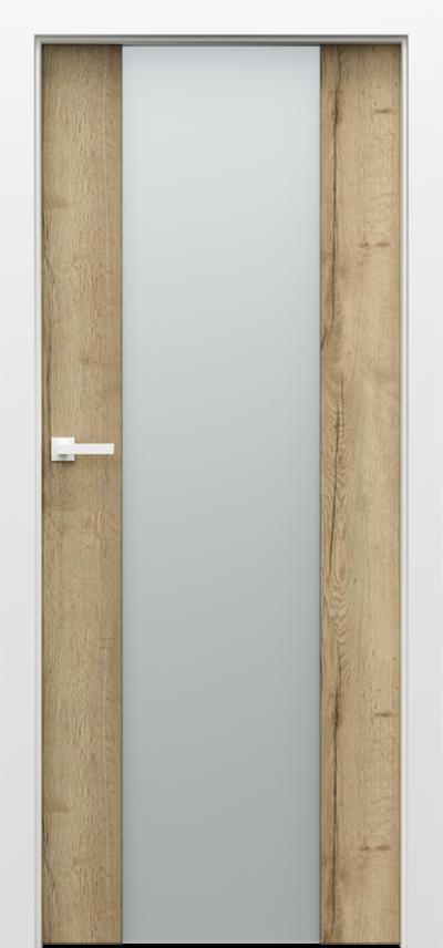 Drzwi wewnętrzne Porta LOFT WHITE 4.B