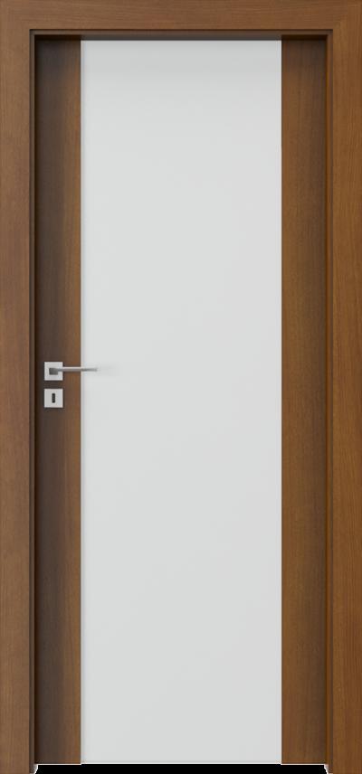 Drzwi wewnętrzne Villadora MODERN SpaceS03 Okleina Naturalna Dąb Satin **** Tabacco