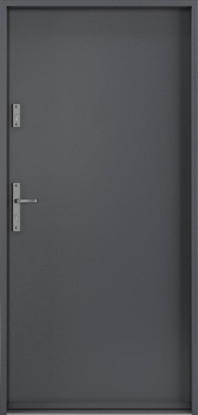 Steel SAFE RC3 A0 Antracyt