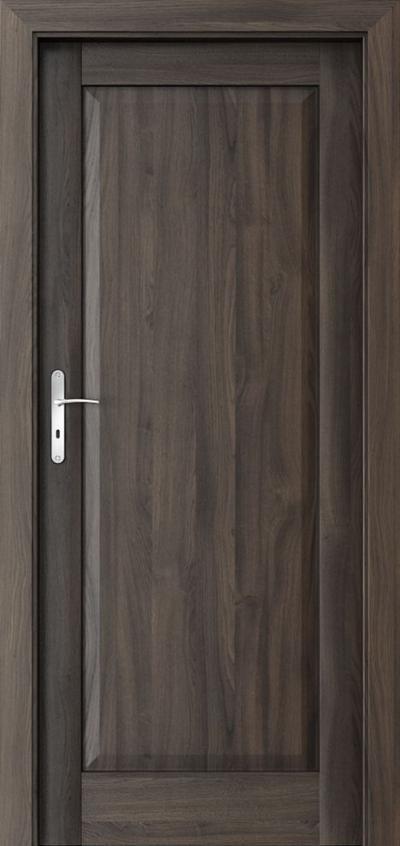 Interior doors Porta BALANCE B.0 Portasynchro 3D veneer *** Dark Oak