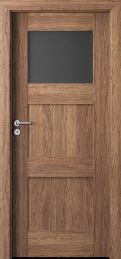 Drzwi wewnętrzne Porta VERTE PREMIUM, B B.1 Okleina Portaperfect 3D **** Dąb Kalifornia