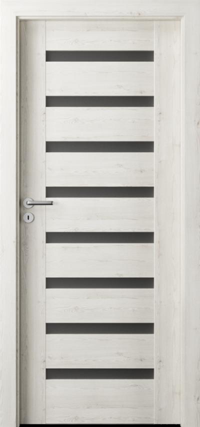 Drzwi wewnętrzne Porta VERTE PREMIUM, D D.8 Okleina Portasynchro 3D *** Sosna Norweska