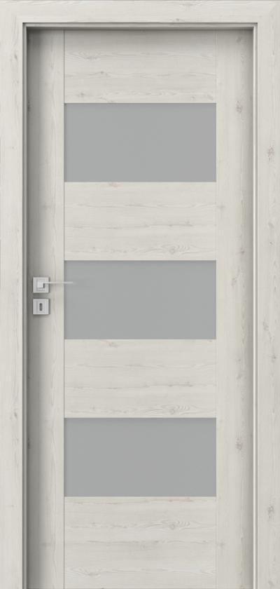 Drzwi wewnętrzne Porta KONCEPT K3