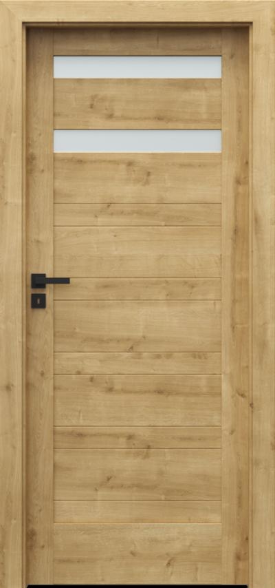 Podobne produkty                                  Drzwi wejściowe do mieszkania                                  Porta VERTE HOME D.2