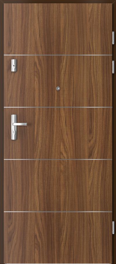 Podobne produkty Drzwi wejściowe do mieszkania KWARC intarsje 6