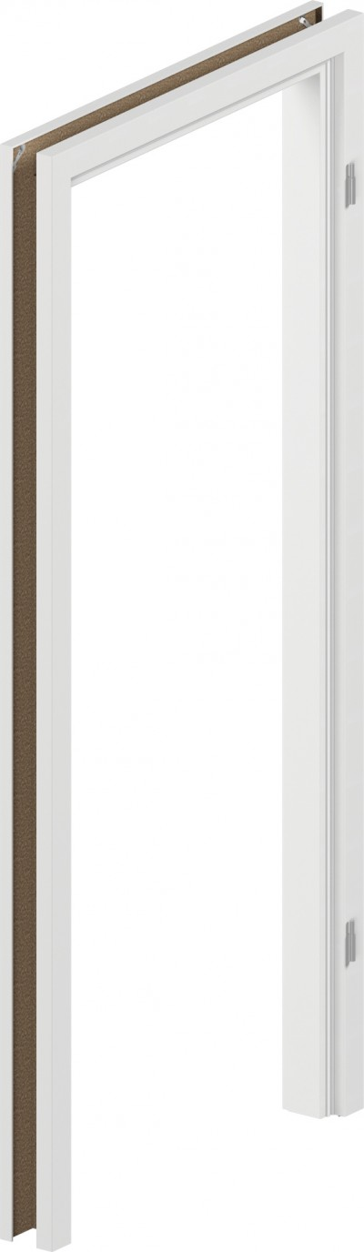 Door frames and transoms Porta RENOVA  Portadecor veneer *** White
