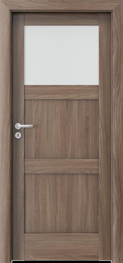 Innenraumtüren Porta VERTE HOME, N N.1 Furnier Portadecor *** Nußbaum Verona 2