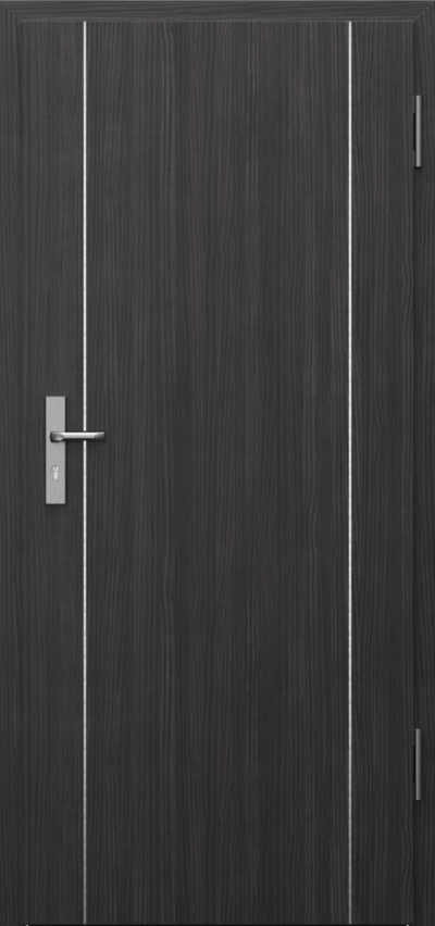 Technical doors INNOVO 42dB Intarsje 9