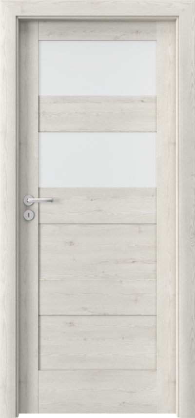 Drzwi wewnętrzne Porta VERTE HOME, L L.2 Okleina Portasynchro 3D *** Sosna Norweska