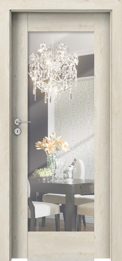 Drzwi wewnętrzne Porta INSPIRE A.1 Okleina Portaperfect 3D **** Dąb Skandynawski