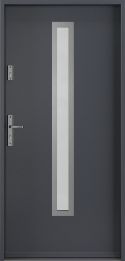 Podobne produkty Drzwi techniczne Steel SAFE RC2 z Thermo B1